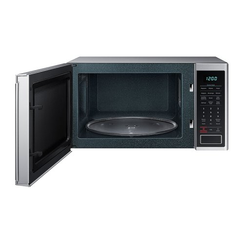 1.4 cu. ft. Countertop Microwave with Sensor Cooking in Stainless Steel