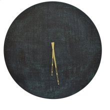 Davis Sheet Textured Clock I