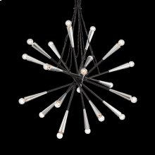 20-LIGHT PENDANT - Black