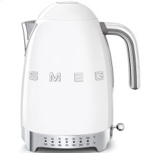 Variable Temperature Kettle, White