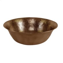 Goshen Above Counter Basin - Antique Copper