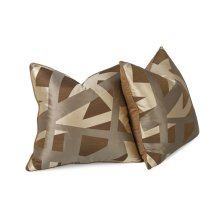Knife Edge Combo Pillow