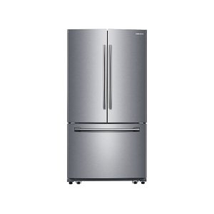 26 cu. ft. French Door Refrigerator with Filtered Ice Maker in Stainless Steel Product Image