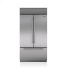 "42"" Classic French Door Refrigerator/Freezer with Internal Dispenser Product Image"
