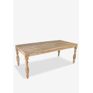 Charleston Dining Table (77x37x30)