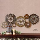 Spare Parts Wall Clock Product Image
