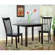 "Leg Table - Table has 2 9"" drop leaves"
