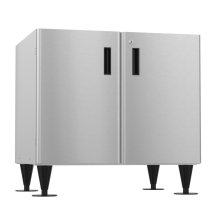 SD-750, Icemaker/Dispenser Stand with Lockable Doors