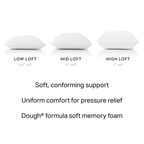 Dough - Queen Mid Loft Plush