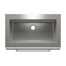 """Classic+ 000221 - farmhouse stainless steel Kitchen sink , 36"""" × 18"""" × 10"""" Product Image"""