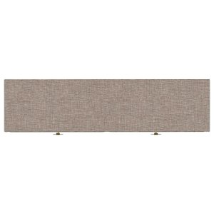 Resort Fabric Covered Sideboard