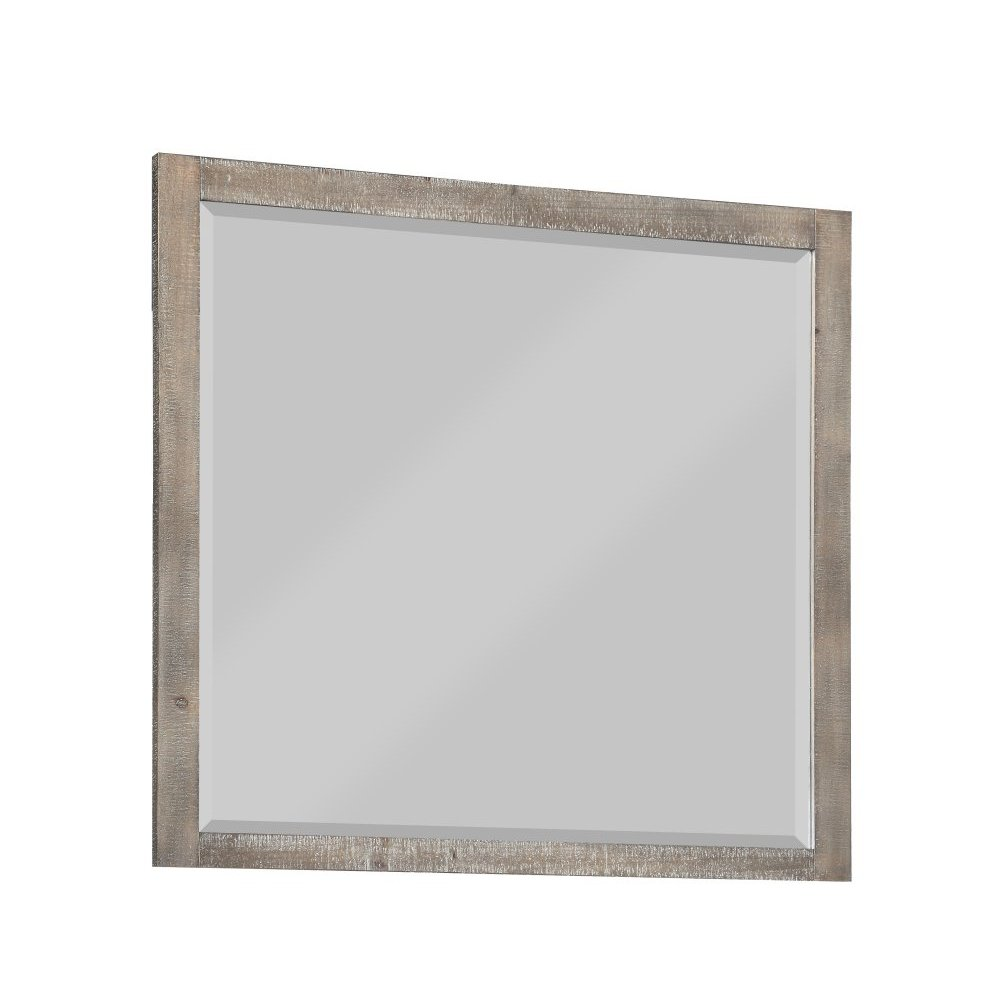 Emerald Home B562-24 Briar Crest Mirror, Cappuccino Gray