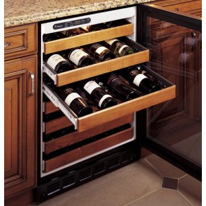 GE Monogram® Stainless Steel Wine Reserve