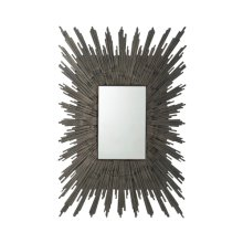 Mariner Sunburst Wall Mirror, Mariner