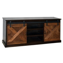 "Farmhouse 66"" TV Console"