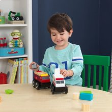 Vehicle Play Set - Rescue