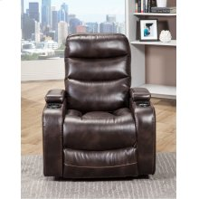 Genesis Truffle Power Home Theater Recliner