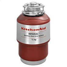 3/4 HP Motor 50 oz. Chamber Capacity Continuous Feed Disposer