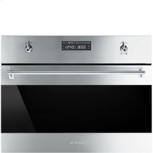"60CM (Approx. 24"") ""Classic"" Built-in Steam Combination Oven, Fingerprint-Proof Stainless Steel"