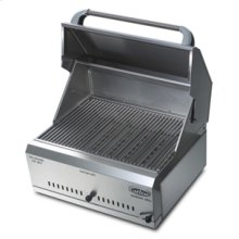 Pro Series 26 Charcoal grill built-In