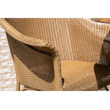 All Seasons Balcony Stool with Padded Seat