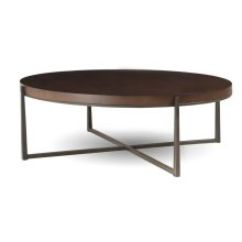 """Cooper 54"""" Round Cocktail Table"""