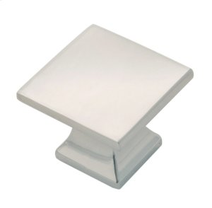 1-1/4 In. Square Studio Collection Knob Product Image