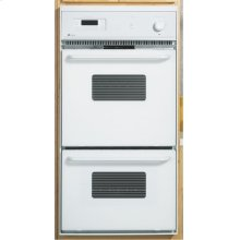 Electric Double Wall Oven with Precision Cooking System