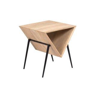 Asymmetric End Table