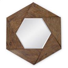 Hexagonal Mirror - Voranado
