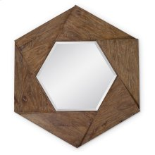 Hexagonal Mirror - Voranado