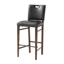 The Officer's Mess Bar / Counter Stool, #plain#