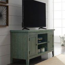 54 Inch TV Console - Green