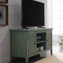 54 Inch TV Console - Green