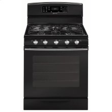 "30"" Self-Cleaning Freestanding Gas Range with Convection"