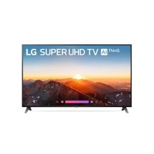 SK8070AUB 4K HDR Smart LED SUPER UHD TV w/ AI ThinQ® - 75'' Class (74.5'' Diag)