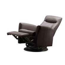 Recliner Dark Brown