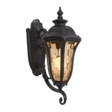 Straford Collection One Light h CFL Exterior Light