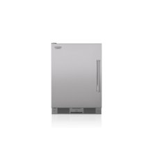 "24"" Outdoor Undercounter Refrigerator - Stainless Door"