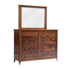 Baldwin High Dresser- Mirror
