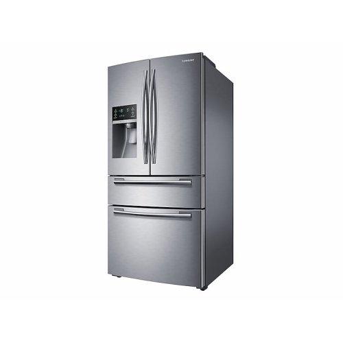 25 cu. ft. 4-Door French Door Refrigerator in Stainless Steel