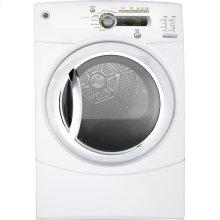 GE® 7.0 cu. ft. stainless steel capacity frontload dryer