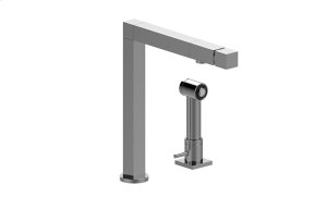Manhattan Kitchen Faucet with Independent Side Spray Product Image