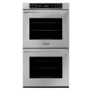 "27"" Heritage Double Wall Oven, DacorMatch with Pro Style Handle (End Caps in Stainless Steel) Product Image"