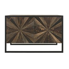 Lonessa Reclaimed Wood Sideboard