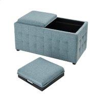 Reigel Sea Foam Linen Chair Product Image