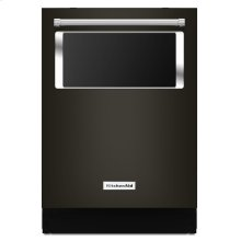 44 dBA Dishwasher with Window and Lighted Interior - Black Stainless *Demo Model*
