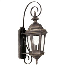 Estate - 3 Light Medium Wall Lantern