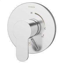 Symmons Identity Shower Valve and Trim - Polished Chrome