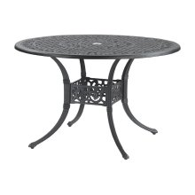 """Michigan 48"""" Round Dining Table"""